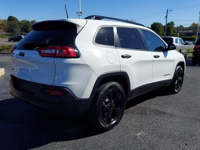 Jeep Cherokee 2017 price $22,400