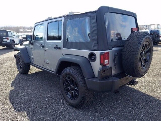 Jeep Wrangler 2016 price $32,000