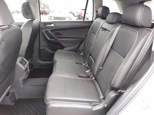 Volkswagen Tiguan 2021 price $36,000