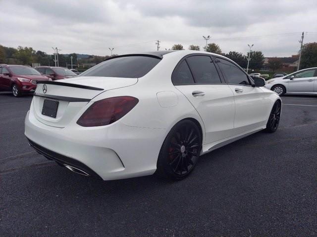 Mercedes-Benz C-Class 2015 price $29,900
