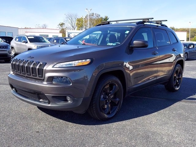 Jeep Cherokee 2018 price $25,595