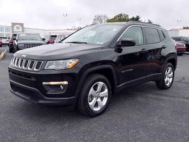 Jeep Compass 2019 price $28,200