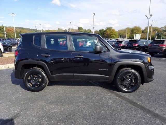 Jeep Renegade 2020 price $24,500