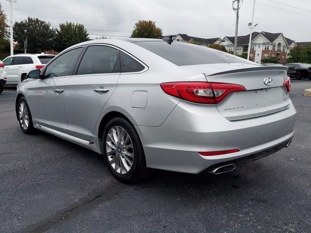 Hyundai Sonata 2015 price $17,900