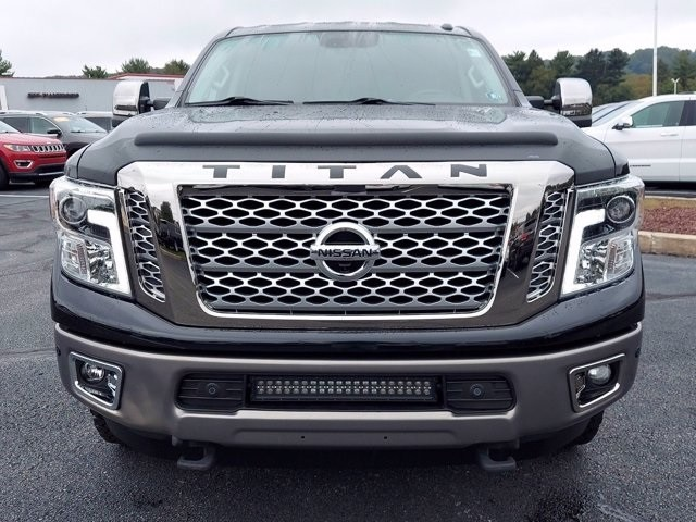 Nissan Titan XD 2017 price $49,000
