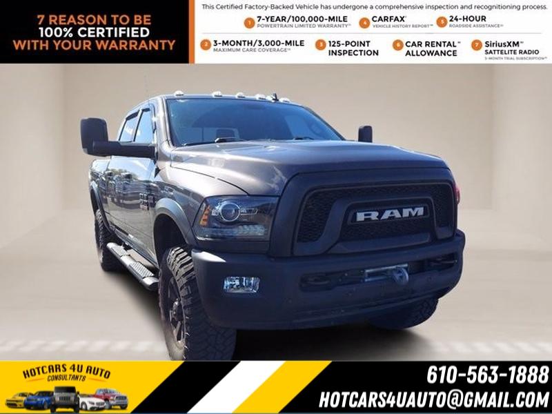 Ram 2500 2018 price $56,500