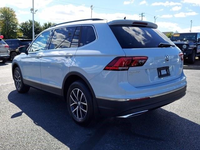 Volkswagen Tiguan 2018 price $27,700