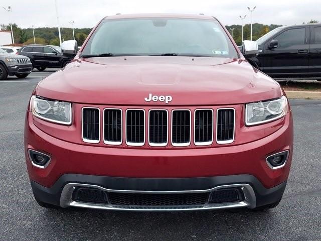 Jeep Grand Cherokee 2015 price $25,200