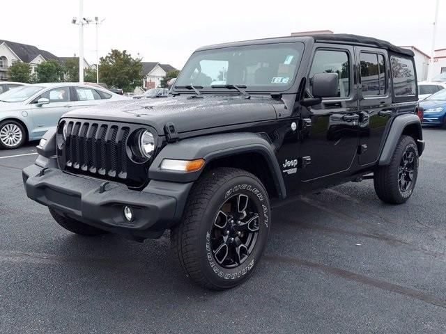 Jeep Wrangler 2018 price $43,000