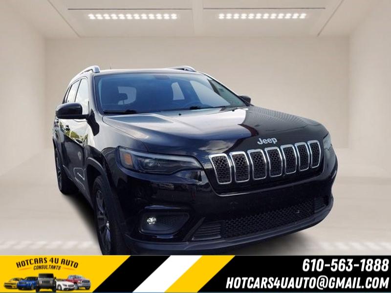 Jeep Cherokee 2019 price $24,595