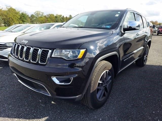 Jeep Grand Cherokee 2018 price $36,995