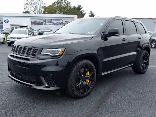 Jeep Grand Cherokee 2018 price $97,900