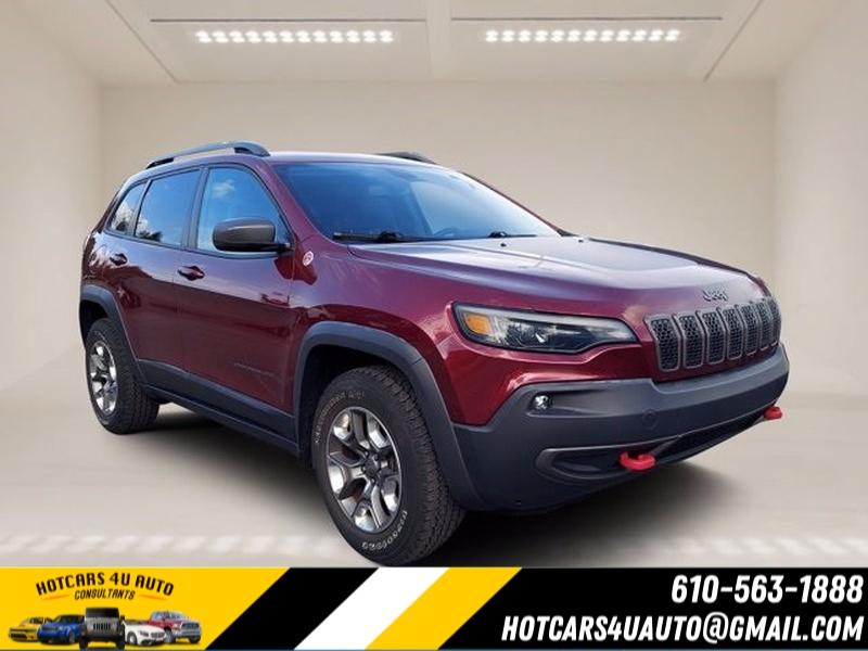 Jeep Cherokee 2019 price $32,595