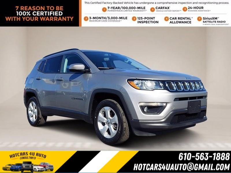 Jeep Compass 2019 price $28,500