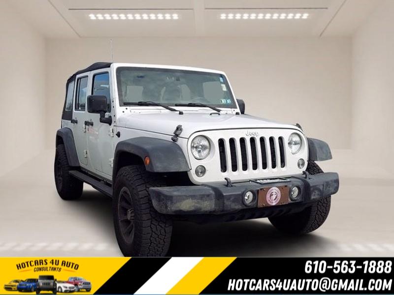 Jeep Wrangler 2014 price $28,995