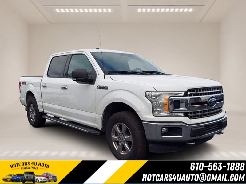 Ford F-150 2018 price $40,995