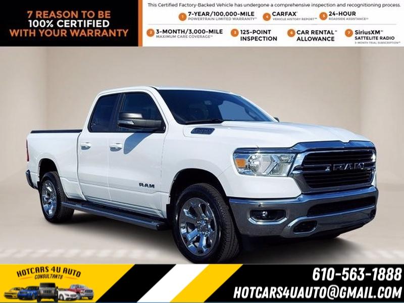 Ram 1500 2021 price $48,000