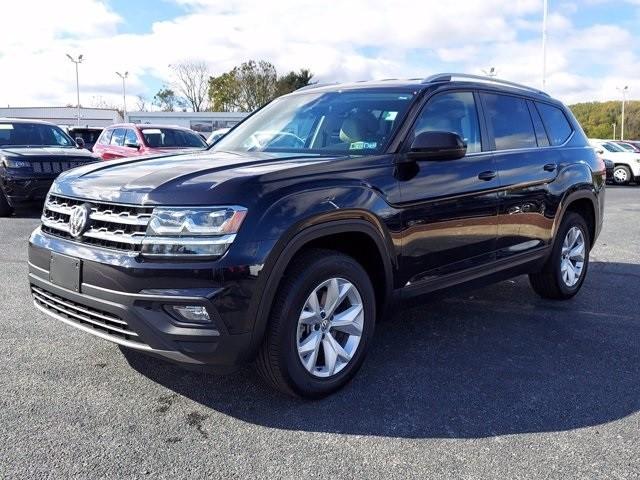 Volkswagen Atlas 2019 price $38,000