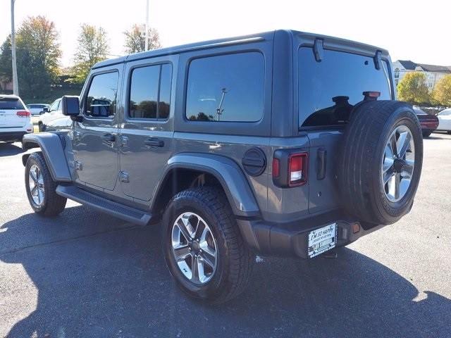 Jeep Wrangler 2018 price $47,900