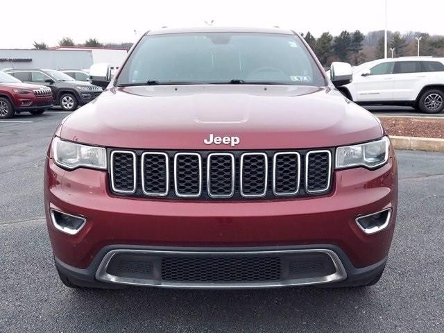 Jeep Grand Cherokee 2017 price $32,995