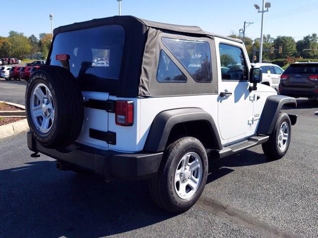 Jeep Wrangler 2015 price $30,500