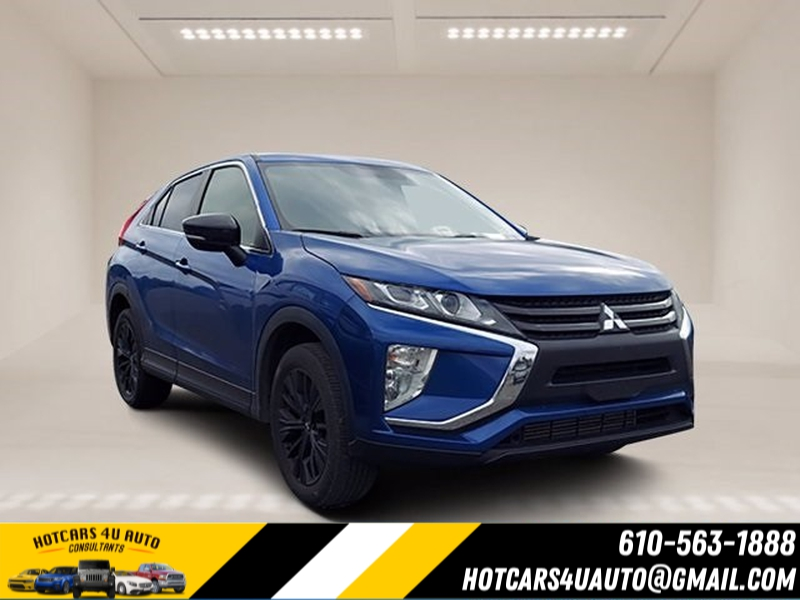Mitsubishi Eclipse Cross 2018 price $22,200