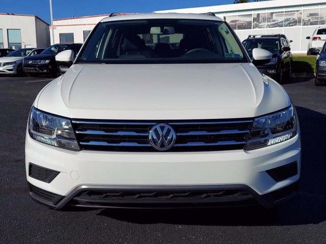Volkswagen Tiguan 2021 price $27,500