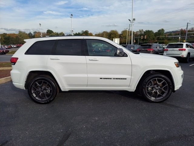 Jeep Grand Cherokee 2021 price $47,500