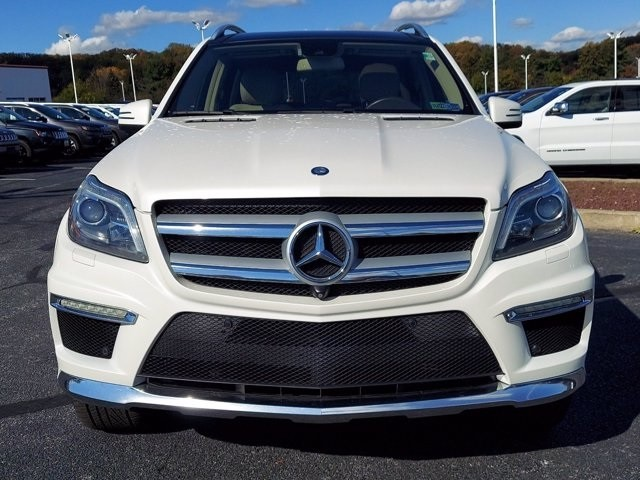 Mercedes-Benz GL-Class 2015 price $35,595