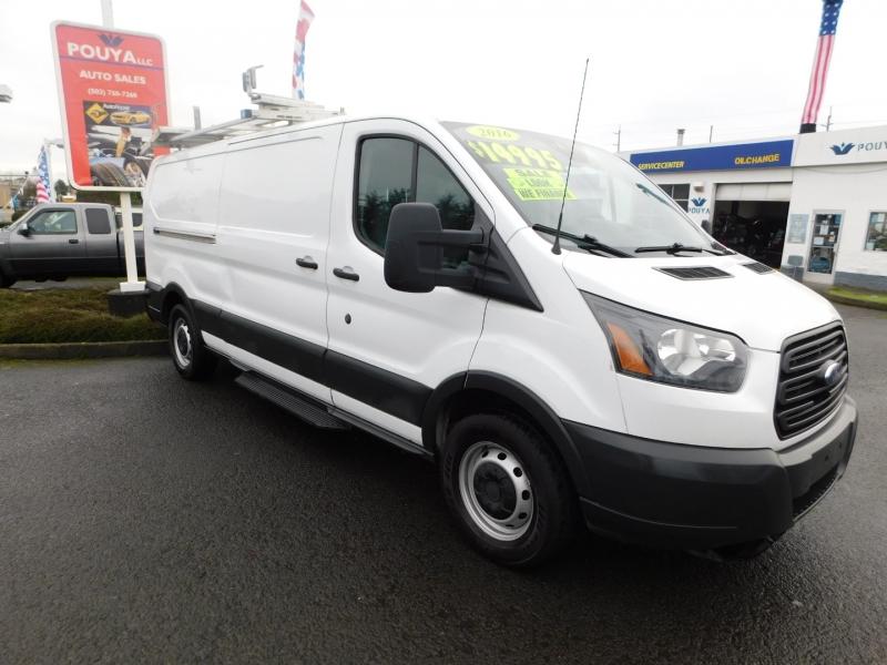 Ford Transit Cargo Van 2016 price $14,995