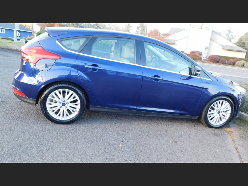 Ford Focus 2016 price $7,995