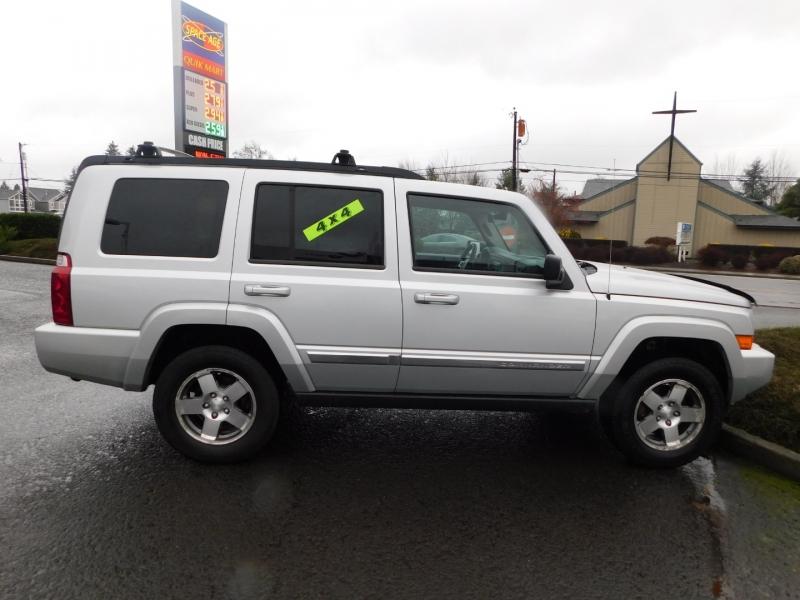 Jeep Commander 2010 price $7,995