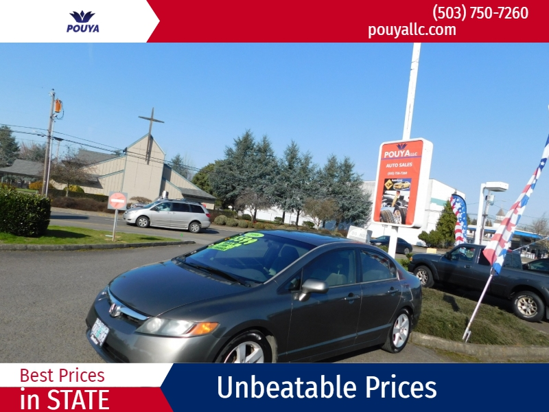 Honda Civic Sdn 2006 price $5,595