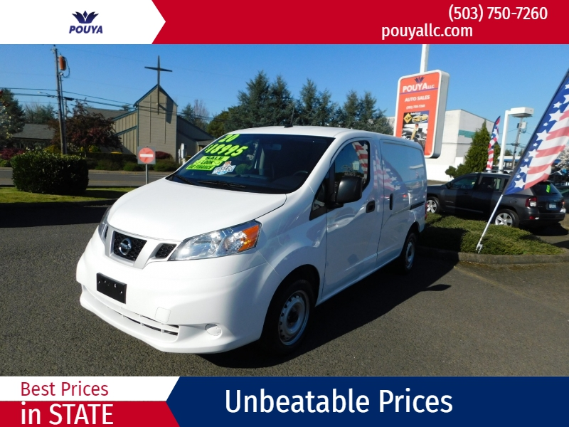 Nissan NV200 Compact Cargo 2020 price $18,995