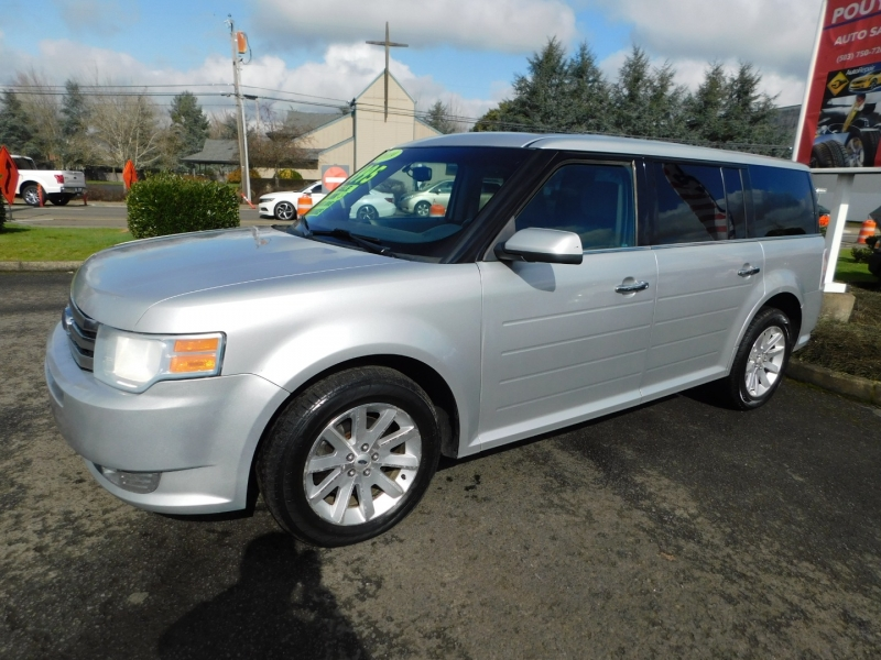 Ford Flex 2009 price $6,000