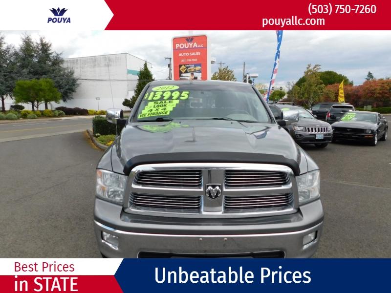 RAM 1500 2012 price $12,000