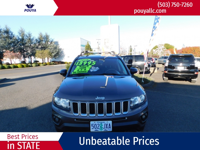 Jeep Compass 2016 price $13,995