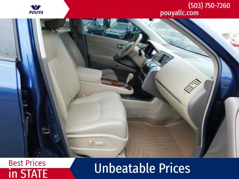 Nissan Murano 2010 price $7,600