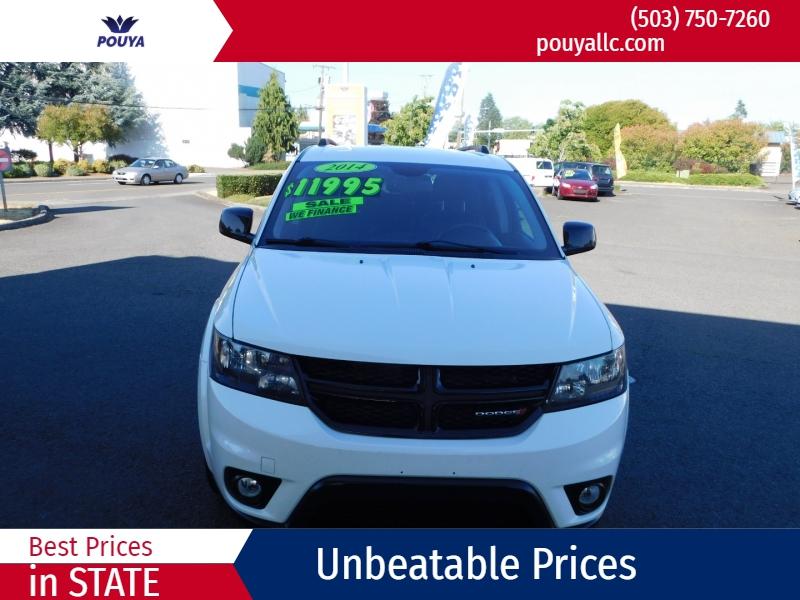 Dodge Journey 2014 price $11,995