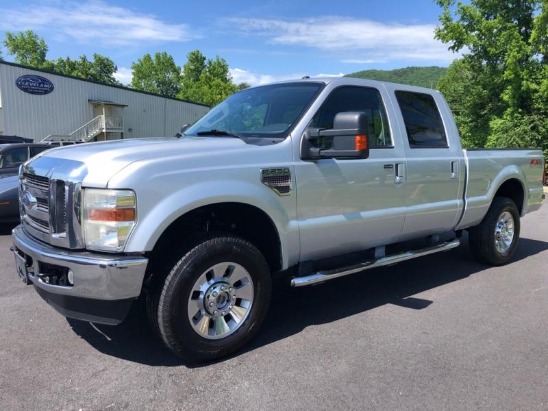 FORD F250 LARIAT 2010 price $13,995