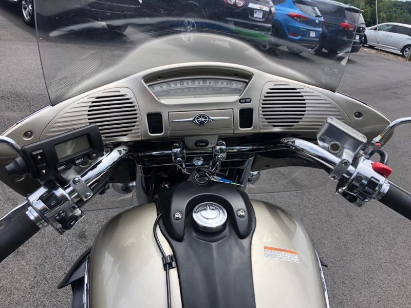 YAMAHA ROYAL STAR VENT 2009 price $5,595