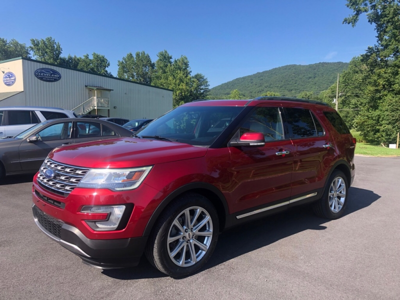 FORD EXPLORER 2016 price $20,495