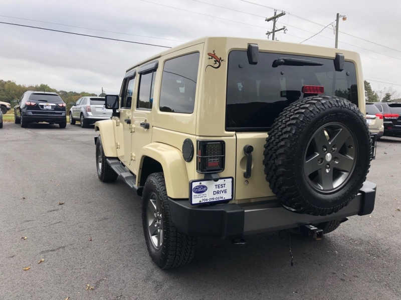 JEEP WRANGLER UNLIMI 2011 price $17,495