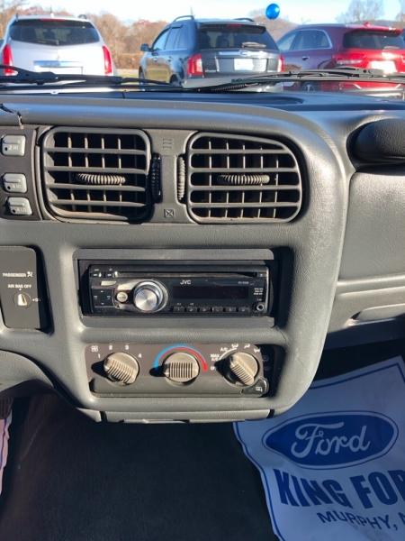 GMC SONOMA 4WD 2000 price $5,995