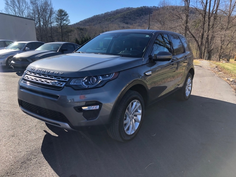LAND ROVER DISCOVERY SPORT 2016 price $25,250