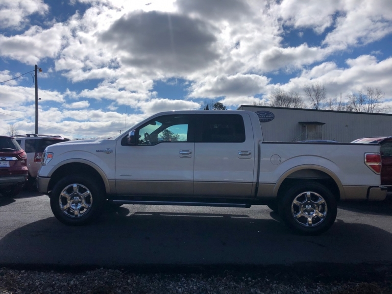 FORD F150 KING RANCH 2013 price $17,995