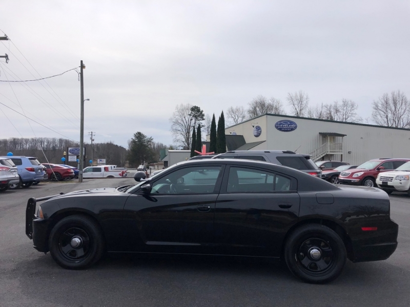 DODGE CHARGER POLICE 2014 price $12,495