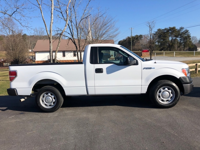 FORD F150 RWD XL 2014 price $11,495