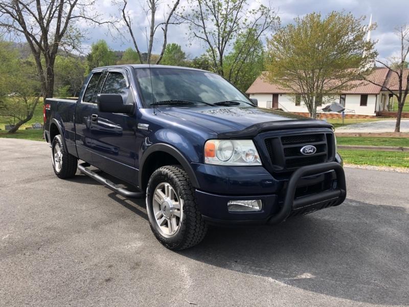 FORD F150 FX4 2004 price $9,995