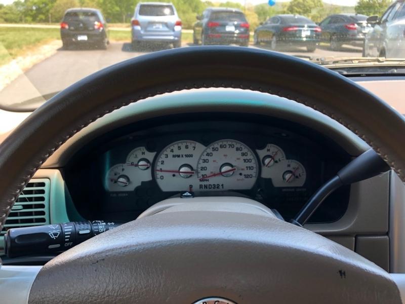 MERCURY MOUNTAINEER 2002 price $6,995